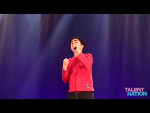 Azim Roy Live -  Let Me Love  Rendition Justin Bieber Cover
