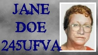 THE ANNANDALE JANE DOE │ INTO THE COLD