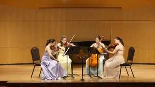 내 주를 가까이 하게 함은 Nearer My God to Thee - Ivy String Quartet