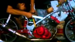 Lone Rider @jabrik motor