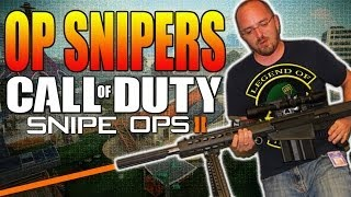 Black Ops 2 - Overpowered Snipers Ruined This Game!