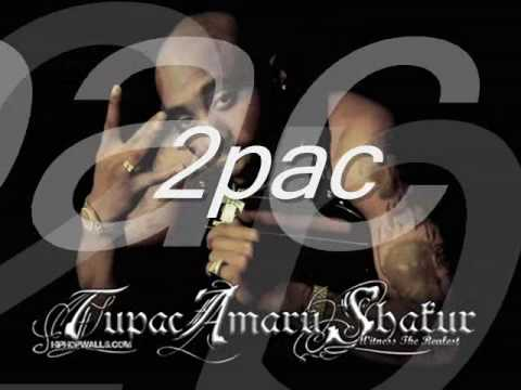 2pac ft notorious biggie smalls runnin (with lyrics)