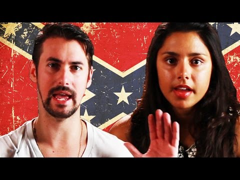 Thumbnail: Southerners Argue To Abolish The Confederate Flag
