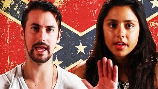 Southerners Argue To Abolish The Confederate Flag