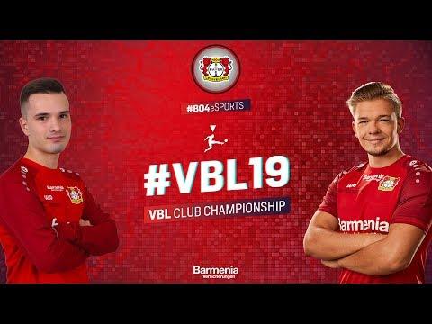 LIVE 🔴 FIFA 19: Bayer 04 Leverkusen vs Borussia Mönchengladbach | VBL - 2. Spieltag