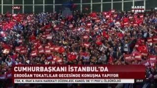 Cumhurbaşkanı Erdoğan'ın Tokat Konuşmasının Tamamı