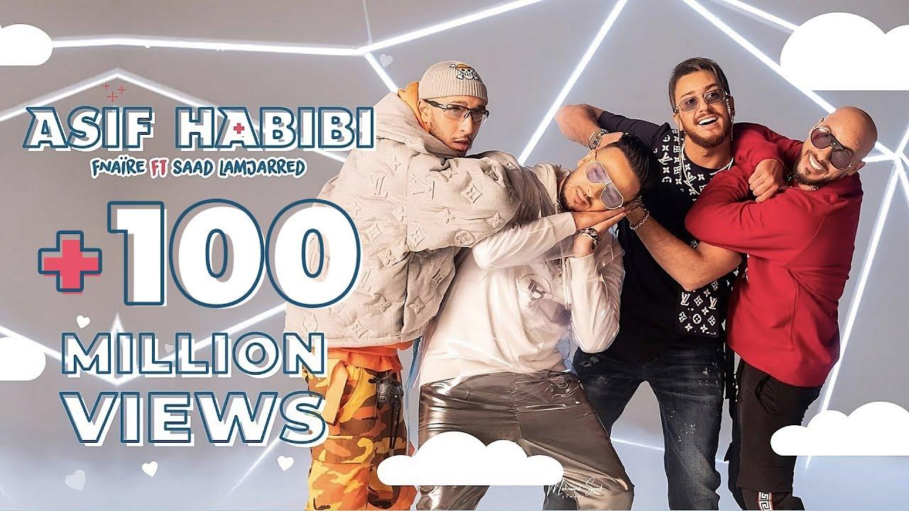 Fnaïre Ft. Saad Lamjarred - ASIF HABIBI (Music Video) (فناير و سعد لمجرد - آسف حبيبي (فيديو كليب