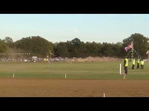 South Eastern Center Championships 2014, 100cc  Left Hand Final