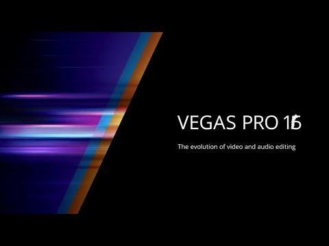 متوفر لنظامي 64 و 32/ SONY VEGAS PRO 16 تحميل برنامج المونتاج اخر اصدار + التفعيل مدى الحياة