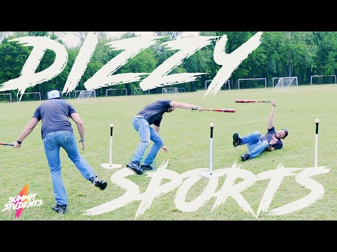 Dizzy Sports Battle | Dude Perfect Spoof