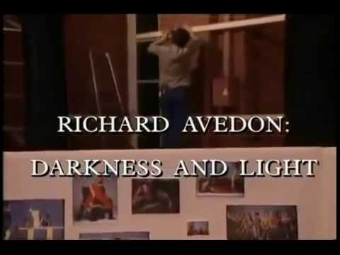 "Richard Avedon - ""Darkness and Light"""