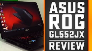 asus ROG GL552JX Review: Gaming Performance Tested!