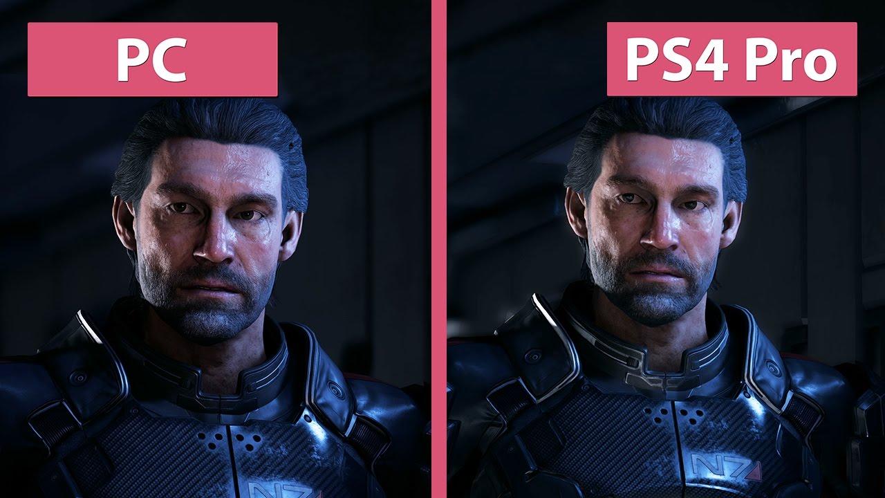 4K UHD | Mass Effect A... Xbox One Vs Ps4 Graphics Gta V