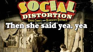 Social Distortion - Diamond in the Rough (LYRICS)