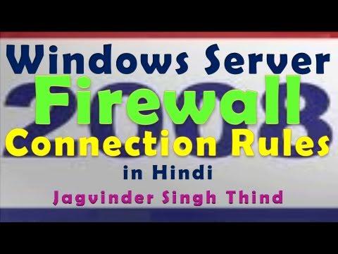 firewall security of windows server 2008 Trong phần bên trái của giao diện điều khiển windows firewall with advanced security,  tổng quan về firewall của windows server 2008 với.