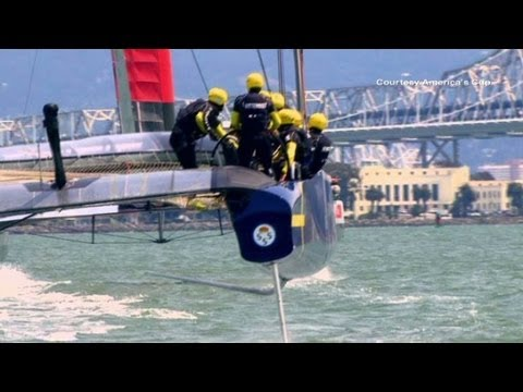 A guide to The America's Cup
