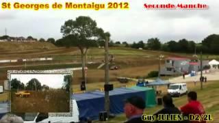 Guy JULIEN - St Georges de Montaigu - 2012 - 2.eme Manche