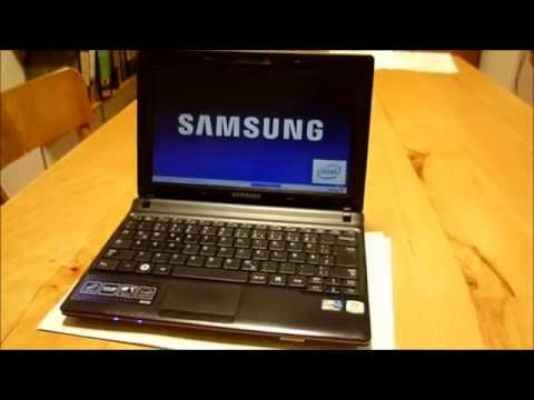 Samsung ноутбук на n100 драйвера