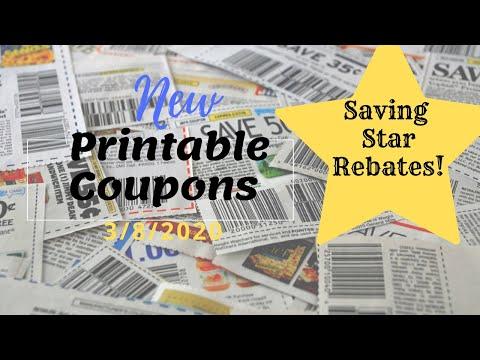 Printable Coupons 3/8/20 L'Oreal & Makeup Coupons! I Saving Star Rebates
