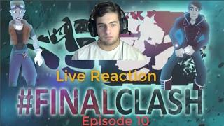 WAS FÜR EIN HEFTIGES ENDE & DANKE DARKVIKTORY !! - Finalclash Episode 10 Live Reaction