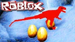 "Dinosaur Simulator ""Roblox"" (Gameplay/EN)-Nest area ""Allosaurus"" (#7)"