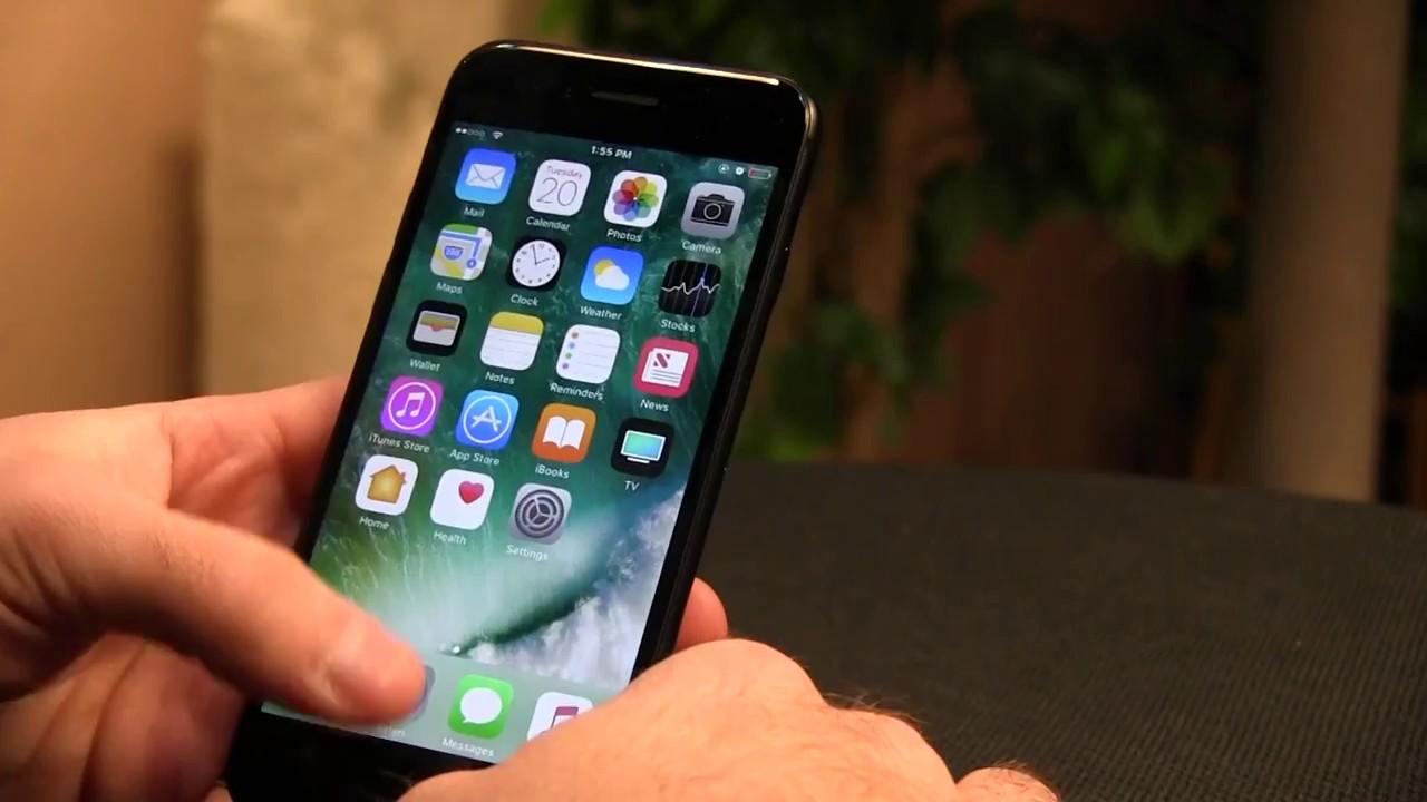 iphone 5 screen horizontal unlock
