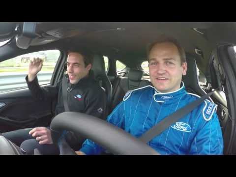 Focus RS Drive Modes Demonstrated By Ben