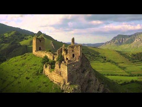 Cetatea Șoimoș, Lipova - Arad || Incredible Romania [4K]