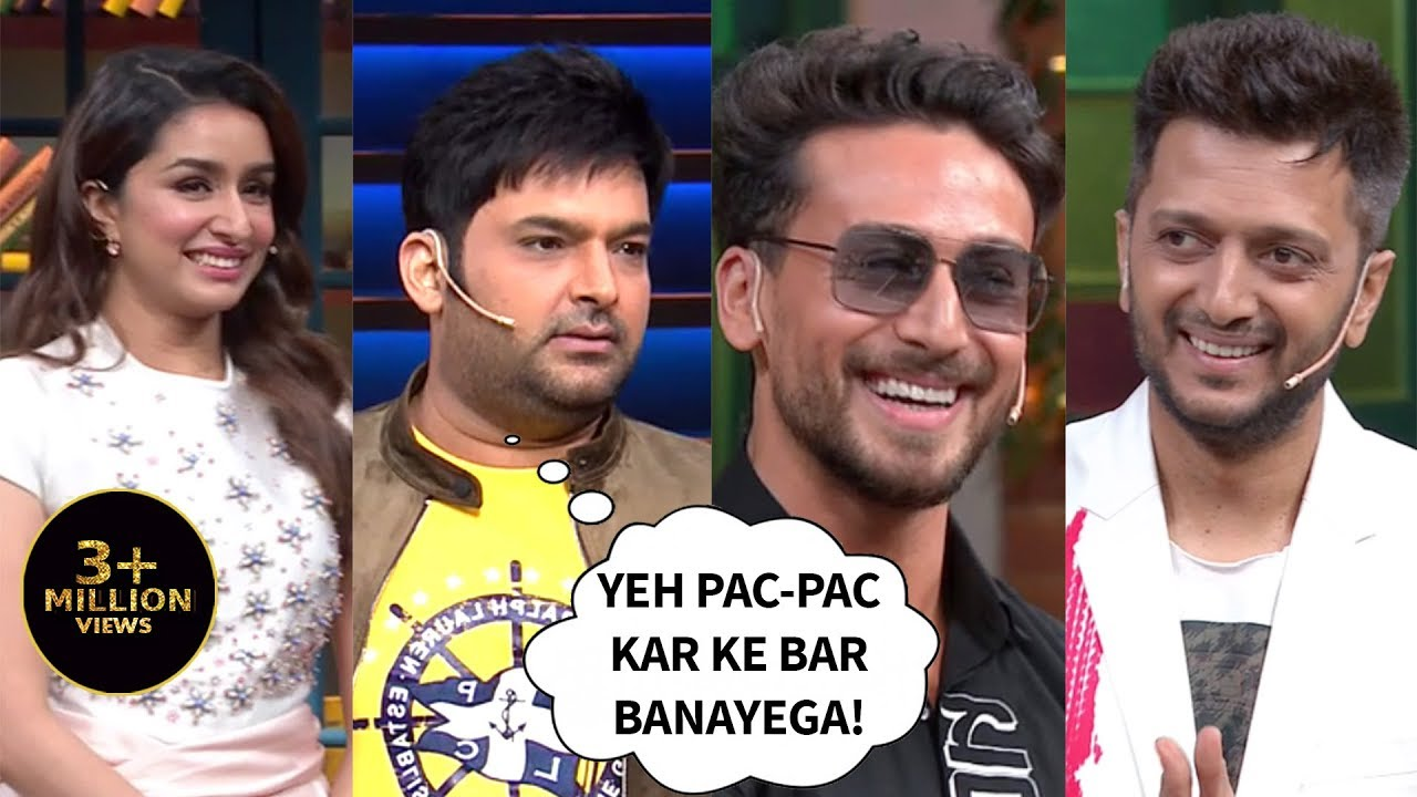 Funny Moments With Baaghi 3 Cast | The Kapil Sharma Show | Sat - Sun At 9:30 PM | Promo