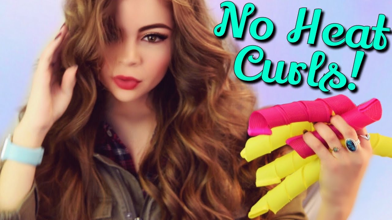 How To Curl Your Hair Without Heat Curlformers