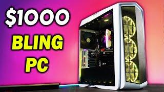 The BEST Under $1000 Gaming PC...! (RTX 2070 Super / Ryzen 5 3600 Combo)