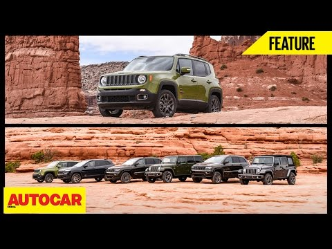 75 Years Of Jeep & Jeep Renegade | Feature | Autocar India