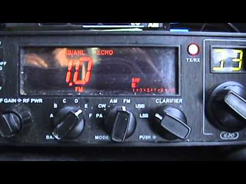CB Radio 33 Years Legal CB in the UK Dx Weekend 01-03/11/2014