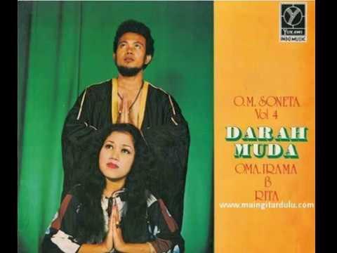 Album Rhoma Irama & Soneta Volume 4 - Darah Muda (1975)
