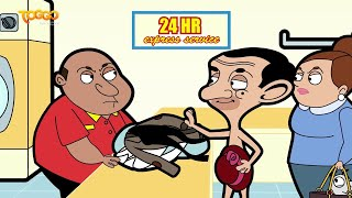 Mr Bean Cartoon Full Episodes | Mr Bean the Animated Series New Collection #53