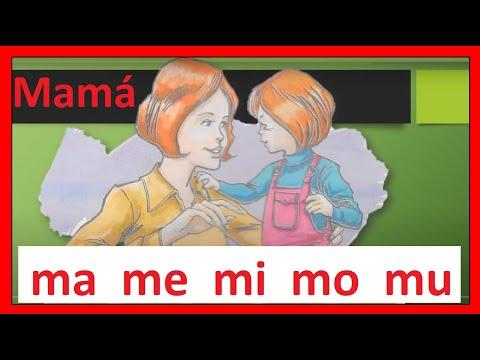 Learn Spanish - Español - Mi Mama me ama. Amo a mi mama