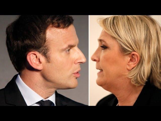 'Pyromaniac' Macron & 'fascist' Le Pen exchange insults as France readies to make choice