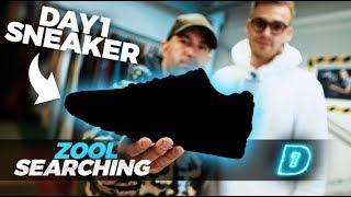 JayJay Boske maakt Custom exclusieve DAY1 sneaker?!  // DAY1 Zool Searching