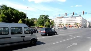 アキーラさん散策!ラトヴィア・リガ鉄道駅周辺Station,Riga,Latvia