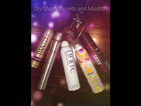 Huge Dry Shampoo Review!