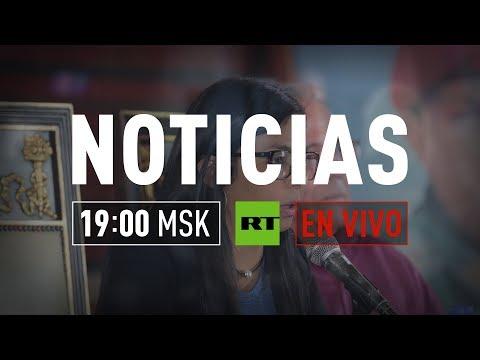 🔴Suspenden a Venezuela de Mercosur  – NOTICIERO RT 05/08/17