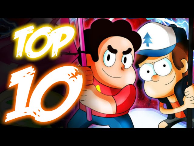 Top 10 Gravity Falls Crossover Fanart 2 Gravity Falls