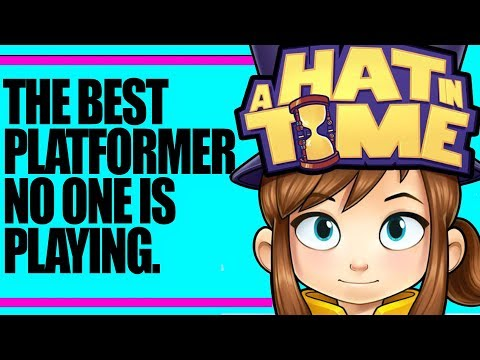 Can't Play Mario Odyssey? Check this game out instead! | A Hat in Time