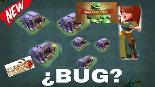 HOW TO GET MULTIPLE GEM MINES IN NEW BUILDER HALL UPDATE!! Clash Of Clans GLITCH??