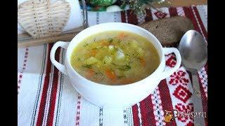 Перловый суп на курином бульоне  Простое, вкусное, уютное первое блюдо для домашнего обеда