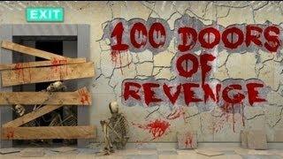 100 Doors of Revenge Android App Review - CrazyMikesapps