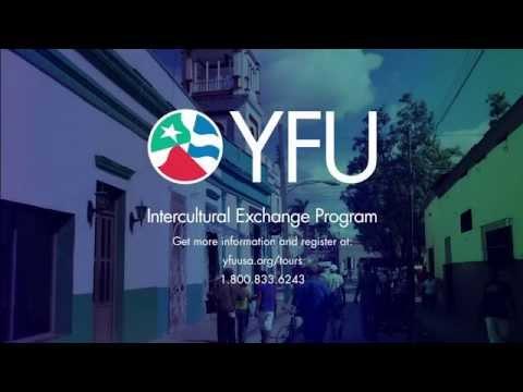 YFU Adult Community Arts and Cultural Tour: Cuba!