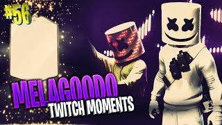 DOPPIA ICON E TOP PICK | LA MARSHMELLO SKIN DI FORTNITE | Melagoodo Twitch Moments [ITA] #56