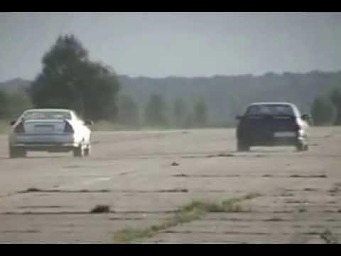 ФордЭскорт америкос 1.8 140лс vs Хонда Прелюд