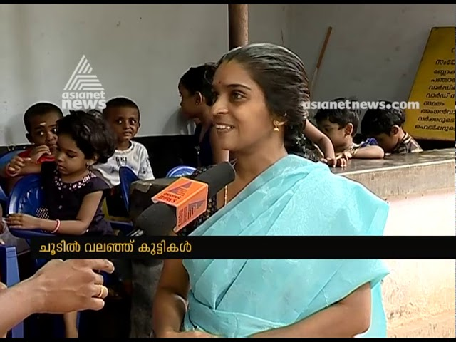 Kerala govt directs to change timing of Anganwadi